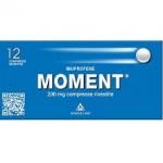 Moment 12 cpr. riv. Farmacia di Cimbro Vergiate
