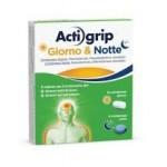 Actigrip GIORNO & NOTTE Farmacia di Cimbro Vergiate