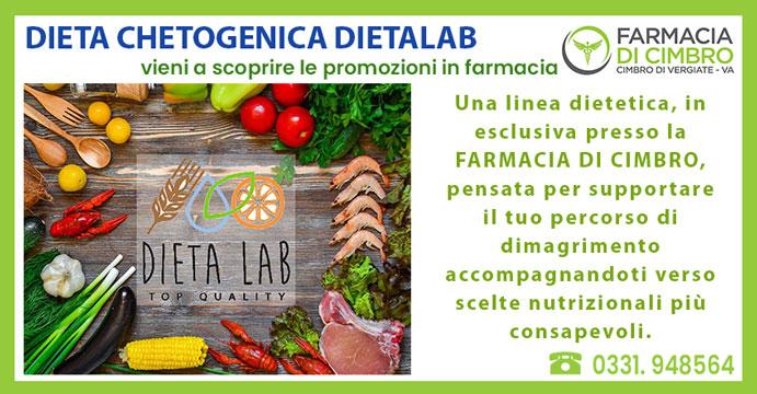 Una linea dietetica, in esclusiva presso la FARMACIA DI CIMBRO, pensata per supportare il tuo percorso di dimagrimento accompagnandoti verso scelte nutrizionali più consapevoli.